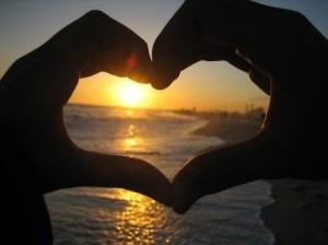 amore-tramonto