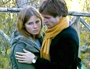 AMANDA KNOX AND RAFFAELE SOLLECITO-ARRESTED FOR SEX KILLING OF STUDENT MEREDITH KERCHER
