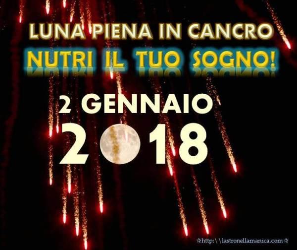 2 GENNAIO 2018